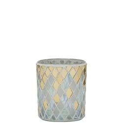 Portacandele votivo Mosaico Yankee Candle