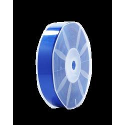 Doppio raso italiano Bluette 654 - 25 mm