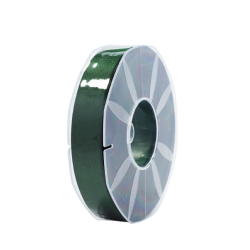 Doppio raso italiano Verde Gucci 1086 - 25 mm