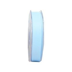 Nastro raso opaco Celeste 593-15 mm