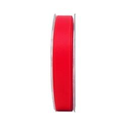Nastro raso opaco Rosso 31-15 mm