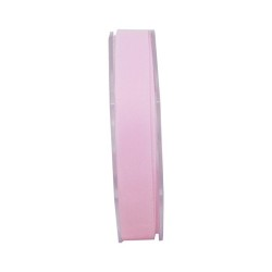 Nastro raso opaco Rosa 20-15 mm