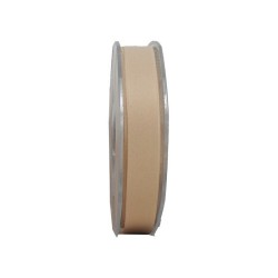 Nastro raso opaco Ecru' 2-15 mm